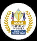 Gold Steve 2020 Logo